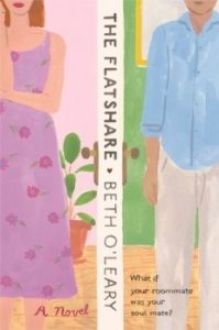 The Flatshare Book Cover By Beth O'Leary