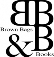 Brown Bags & Books Logo